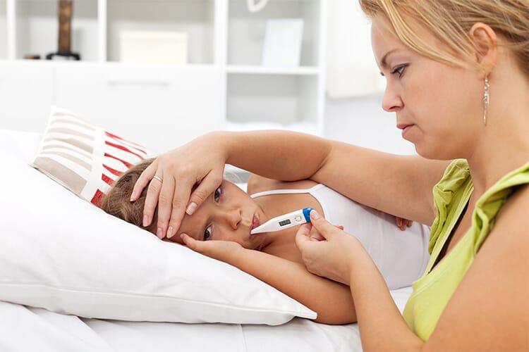 Bolile Copilăriei Varicela și Rujeola Delamamiciro