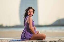 Sfaturi de bronzare când ești gravidă